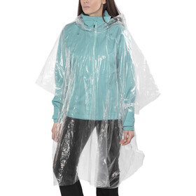 Coghlans Emergency Poncho, transparent